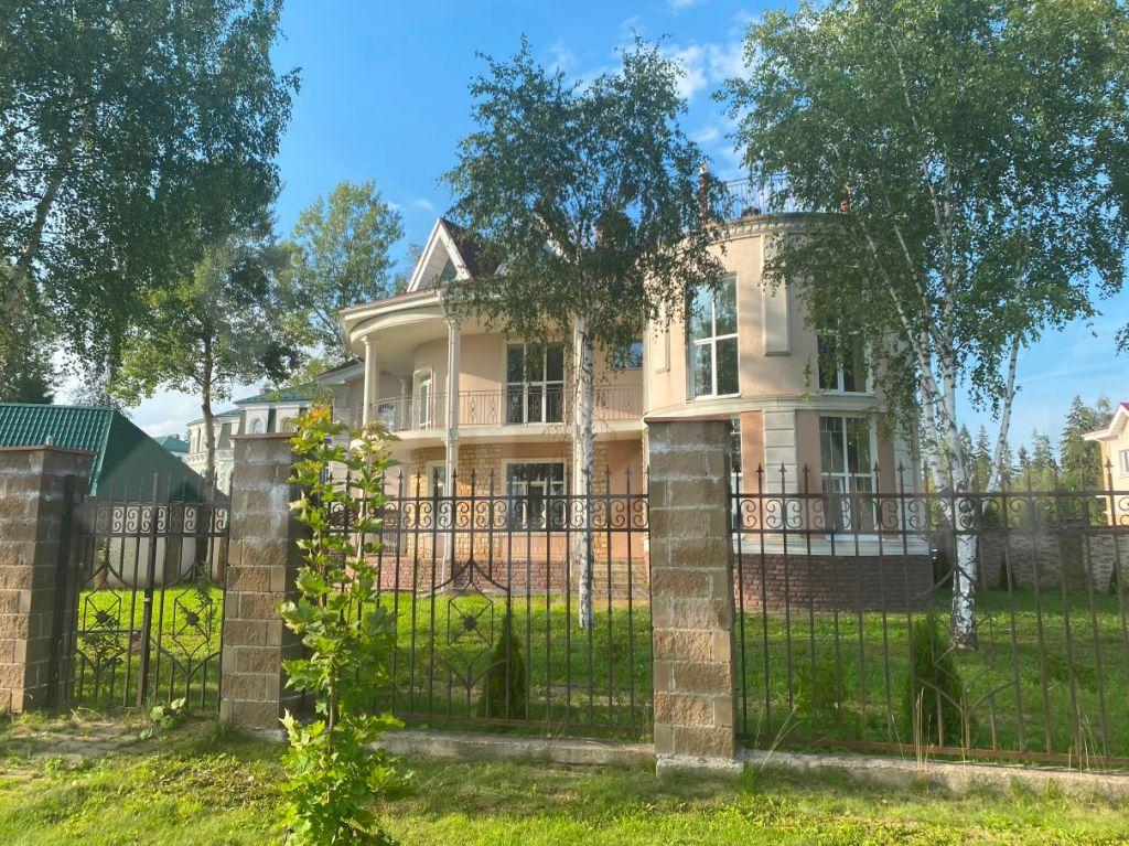 Продажа дома деревня Рыбаки, метро Алтуфьево, цена 61950000 рублей, 2021 год объявление №467800 на megabaz.ru