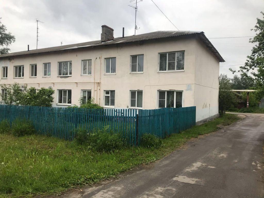 Продажа однокомнатной квартиры поселок Шатурторф, Интернациональная улица 3, цена 1300000 рублей, 2021 год объявление №495974 на megabaz.ru