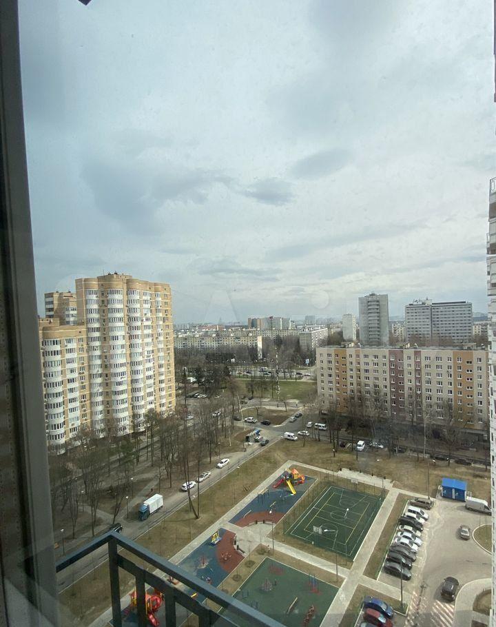 Продажа однокомнатной квартиры Москва, метро Беляево, Профсоюзная улица 98к2, цена 13200000 рублей, 2021 год объявление №610947 на megabaz.ru