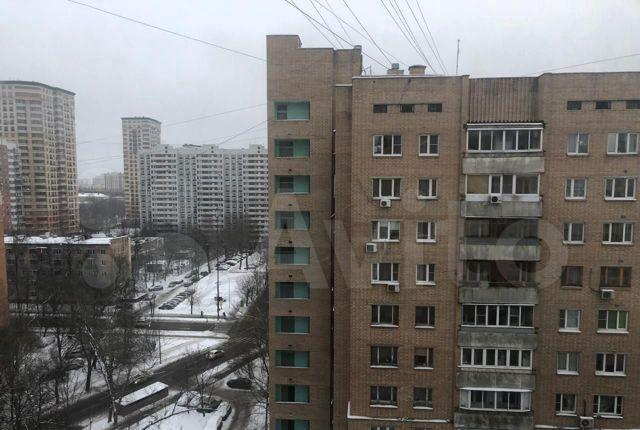 Продажа однокомнатной квартиры Москва, метро Первомайская, 10-я Парковая улица 6, цена 10490000 рублей, 2021 год объявление №554544 на megabaz.ru