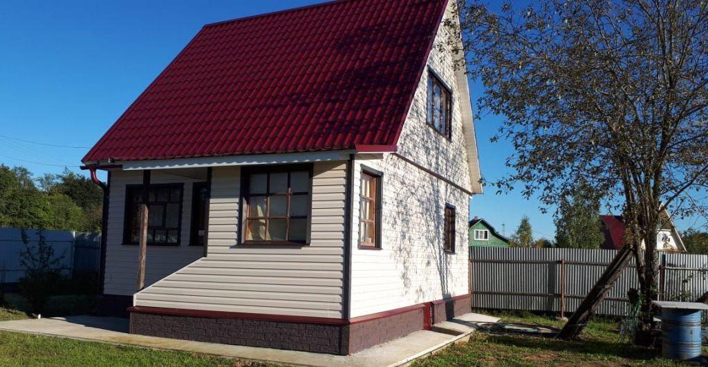 Продажа дома СНТ Полянка, цена 1650000 рублей, 2021 год объявление №477981 на megabaz.ru