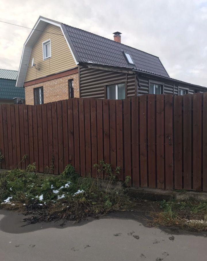 Продажа дома рабочий поселок Оболенск, цена 3000000 рублей, 2021 год объявление №421578 на megabaz.ru