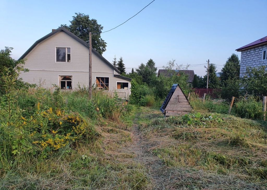 Продажа дома деревня Березняки, цена 2300000 рублей, 2020 год объявление №447890 на megabaz.ru