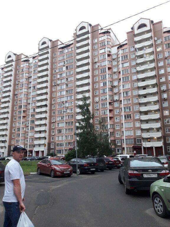 Аренда однокомнатной квартиры поселок Развилка, метро Домодедовская, цена 35000 рублей, 2020 год объявление №1222995 на megabaz.ru