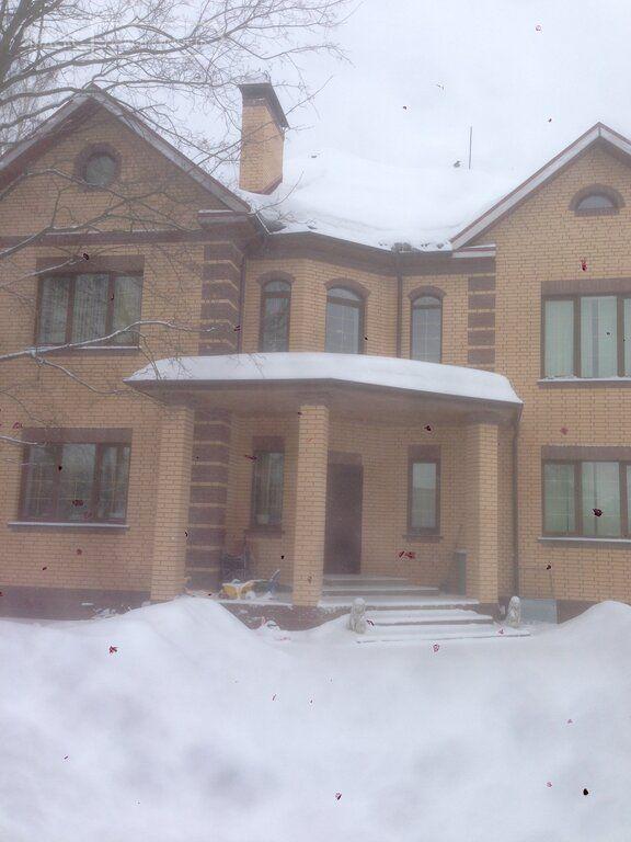 Продажа дома Апрелевка, Апрелевская улица 12, цена 20990000 рублей, 2021 год объявление №580268 на megabaz.ru