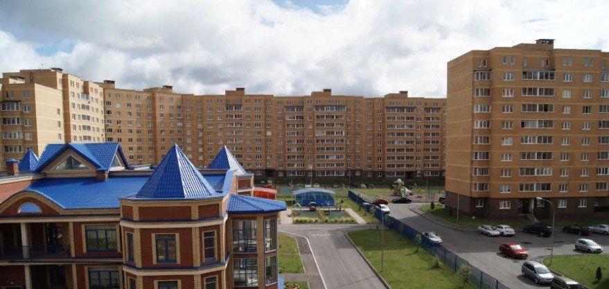 Продажа студии село Рождествено, Сиреневый бульвар 3, цена 4900000 рублей, 2021 год объявление №376401 на megabaz.ru