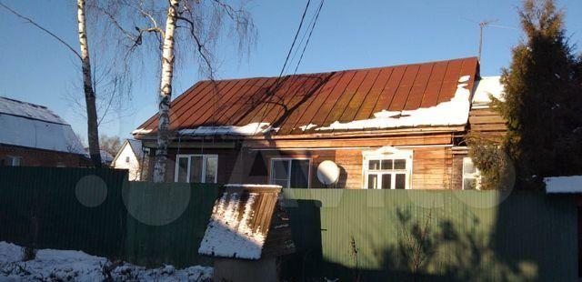 Продажа дома село Алабушево, Пионерская улица 20, цена 980000 рублей, 2021 год объявление №548688 на megabaz.ru
