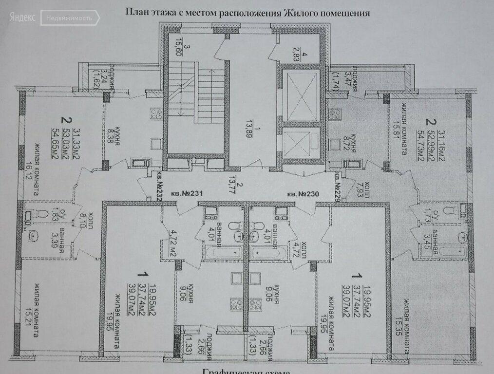 Продажа двухкомнатной квартиры село Домодедово, цена 5000000 рублей, 2020 год объявление №502448 на megabaz.ru