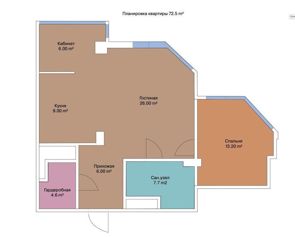 Продажа двухкомнатной квартиры Москва, метро Пражская, Чертановская улица 43к3, цена 19990000 рублей, 2021 год объявление №578762 на megabaz.ru