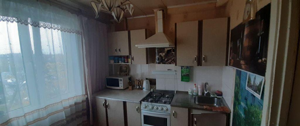 Продажа трёхкомнатной квартиры деревня Чашниково, цена 4700000 рублей, 2021 год объявление №518890 на megabaz.ru