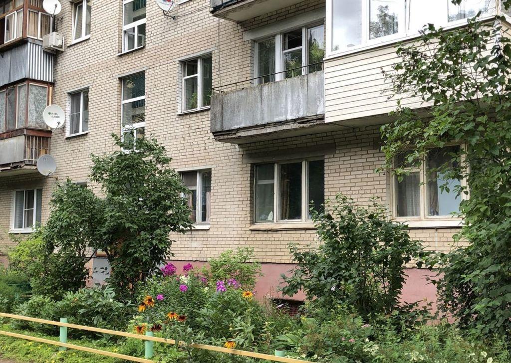 Продажа двухкомнатной квартиры поселок Зеленый, цена 2750000 рублей, 2021 год объявление №518405 на megabaz.ru