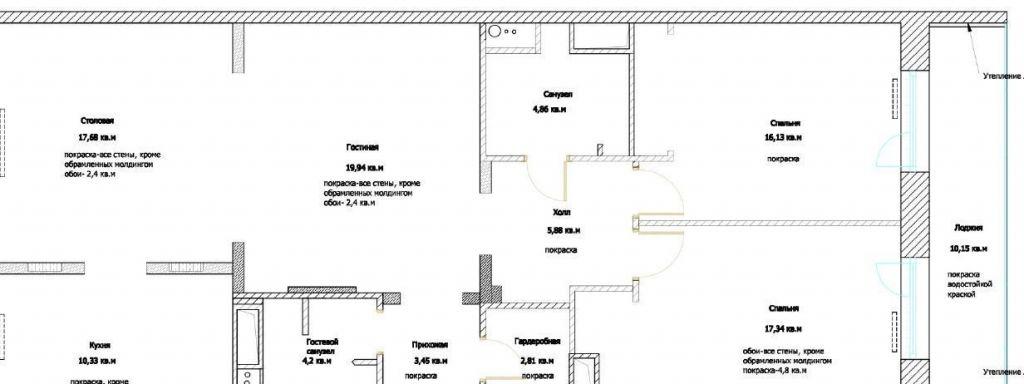 Продажа трёхкомнатной квартиры Москва, метро Электрозаводская, Попов проезд 4, цена 31740000 рублей, 2021 год объявление №375335 на megabaz.ru
