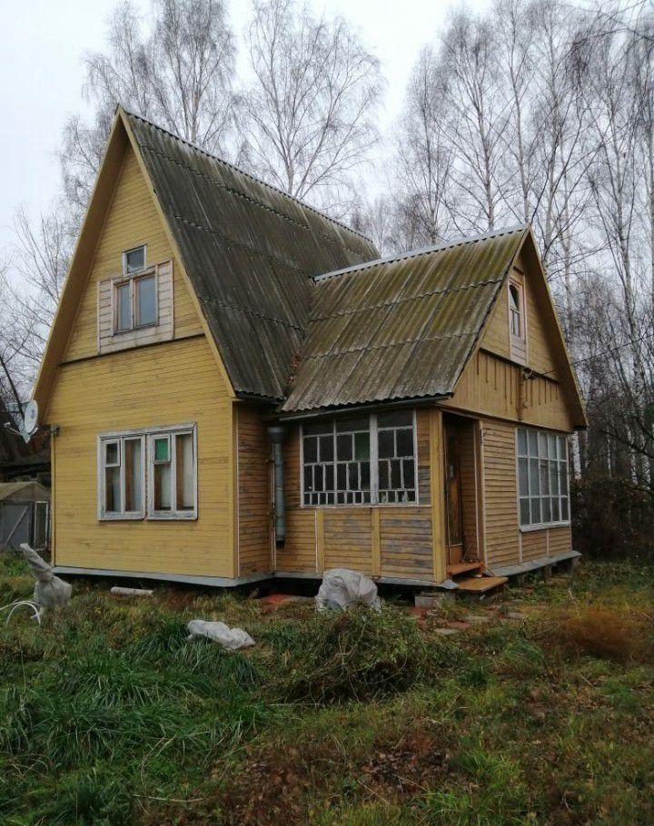 Продажа дома деревня Алфёрово, цена 700000 рублей, 2021 год объявление №364158 на megabaz.ru