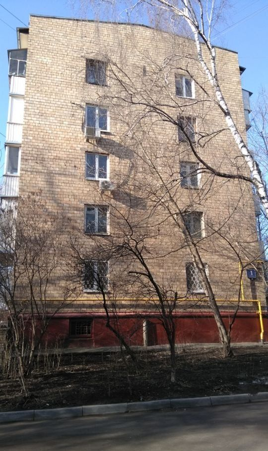 Продажа трёхкомнатной квартиры Москва, метро Тушинская, улица Свободы 1к3, цена 8700000 рублей, 2020 год объявление №403372 на megabaz.ru