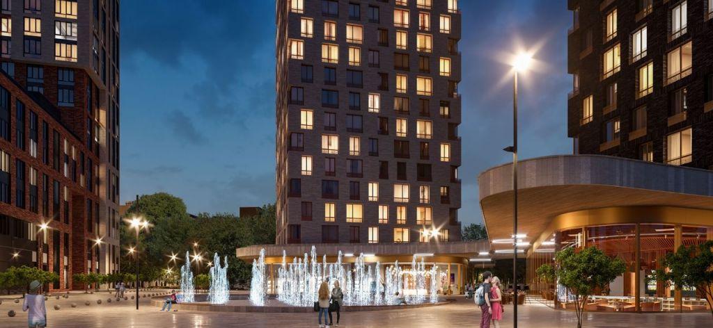 Продажа студии Москва, метро Фили, цена 11800000 рублей, 2021 год объявление №362320 на megabaz.ru