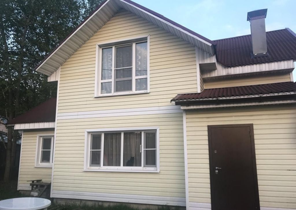 Продажа дома поселок Мещерино, цена 4950000 рублей, 2021 год объявление №359893 на megabaz.ru