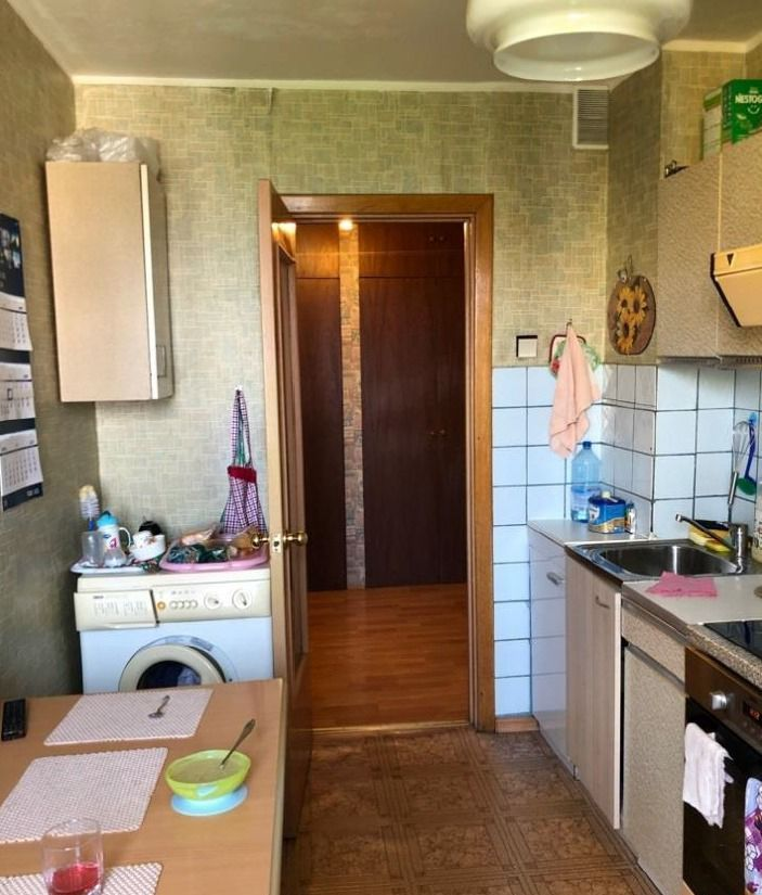 Продажа трёхкомнатной квартиры Москва, метро Алма-Атинская, цена 9100000 рублей, 2020 год объявление №493673 на megabaz.ru