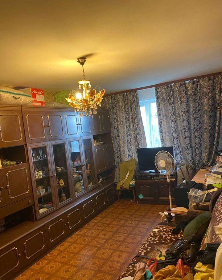 Продажа однокомнатной квартиры Москва, метро Царицыно, Севанская улица 3, цена 6400000 рублей, 2020 год объявление №474962 на megabaz.ru