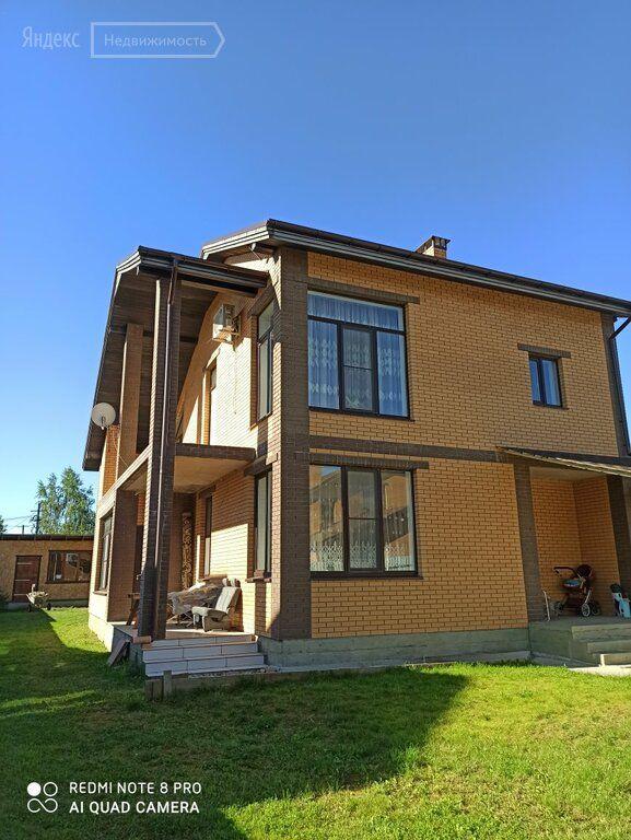 Продажа дома деревня Пятница, цена 12600000 рублей, 2021 год объявление №482119 на megabaz.ru