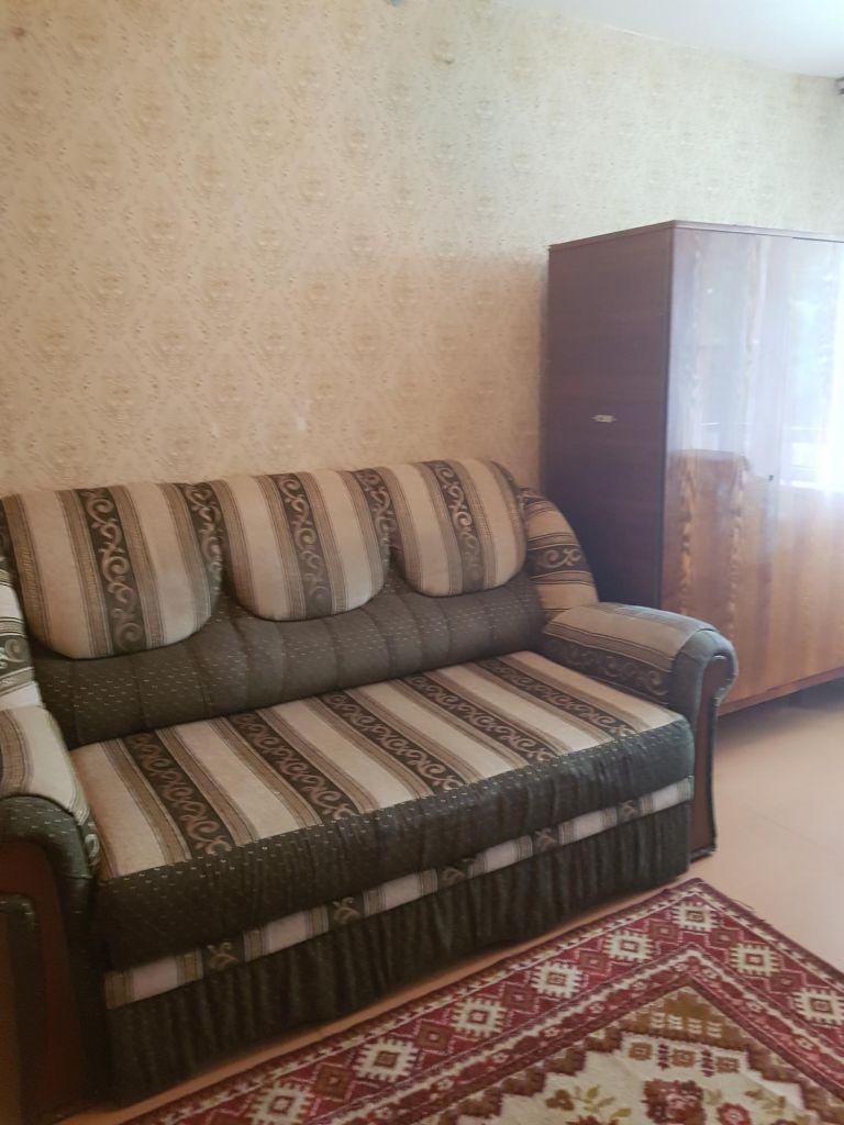 Аренда однокомнатной квартиры Хотьково, улица Михеенко 9А, цена 15000 рублей, 2021 год объявление №1168465 на megabaz.ru