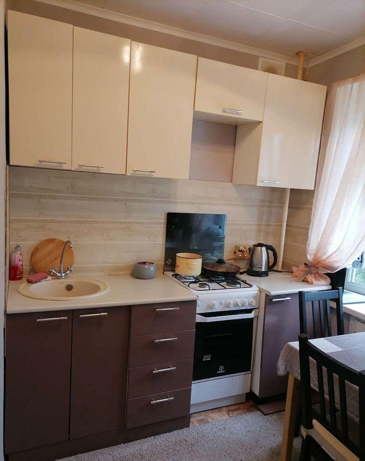 Продажа однокомнатной квартиры Шатура, Спортивная улица 13, цена 1650000 рублей, 2020 год объявление №505971 на megabaz.ru