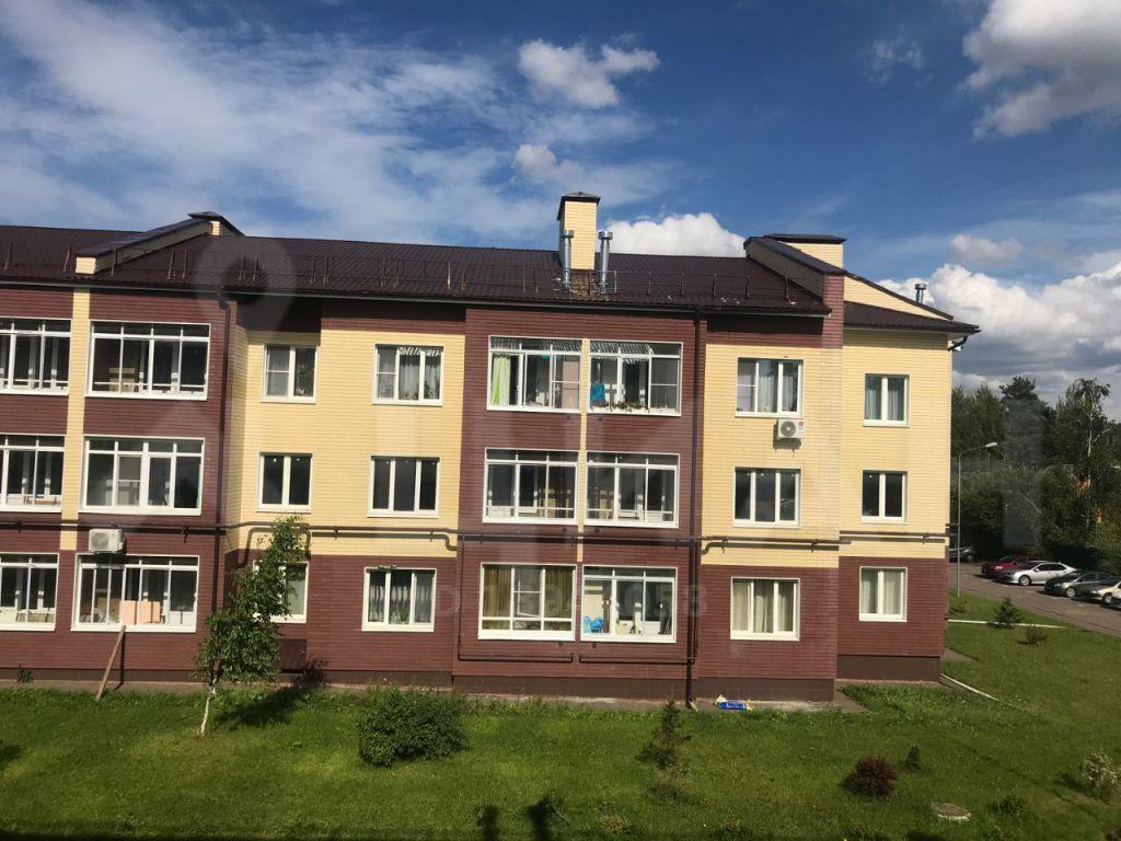 Продажа двухкомнатной квартиры деревня Лобаново, Новая улица 17, цена 5399000 рублей, 2020 год объявление №471325 на megabaz.ru