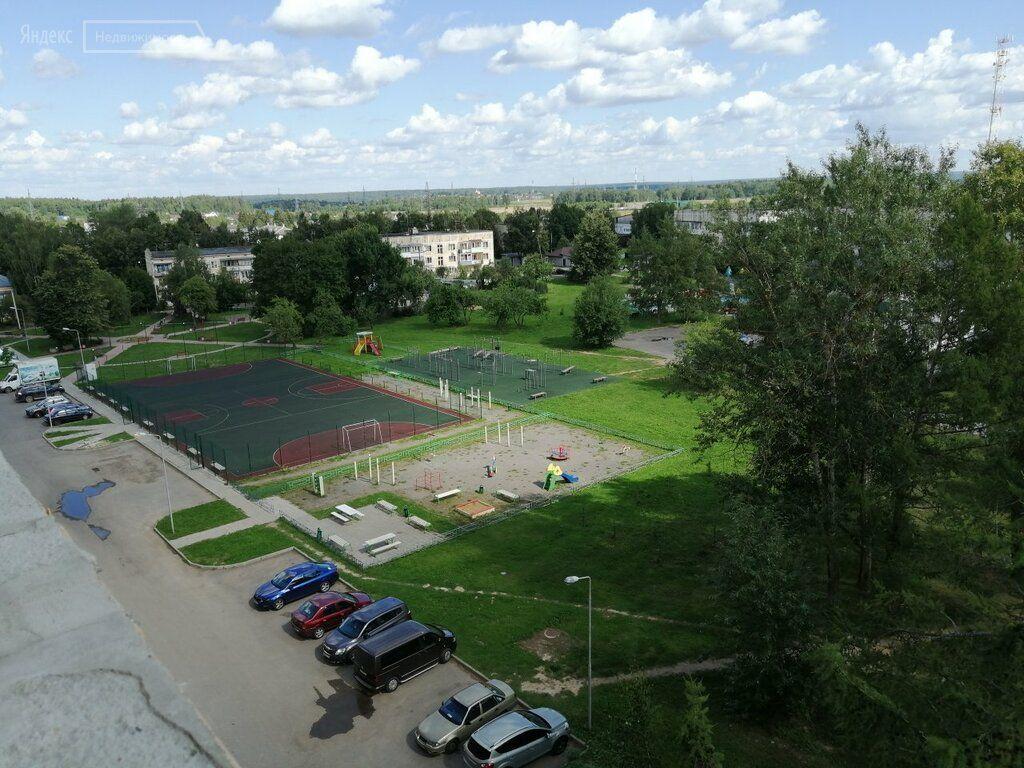 Продажа однокомнатной квартиры поселок Смирновка, цена 1950000 рублей, 2021 год объявление №474956 на megabaz.ru