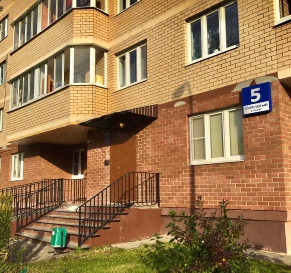 Продажа однокомнатной квартиры село Рождествено, Сиреневый бульвар 5, цена 2900000 рублей, 2021 год объявление №474849 на megabaz.ru
