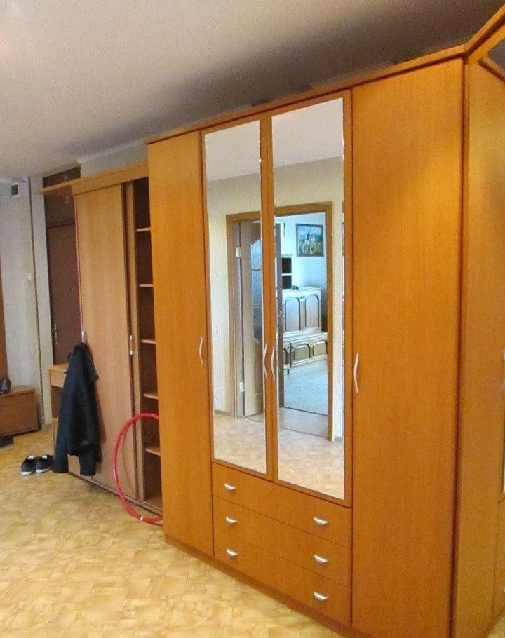 Аренда трёхкомнатной квартиры Краснознаменск, улица Гагарина 11А, цена 25000 рублей, 2020 год объявление №1214283 на megabaz.ru