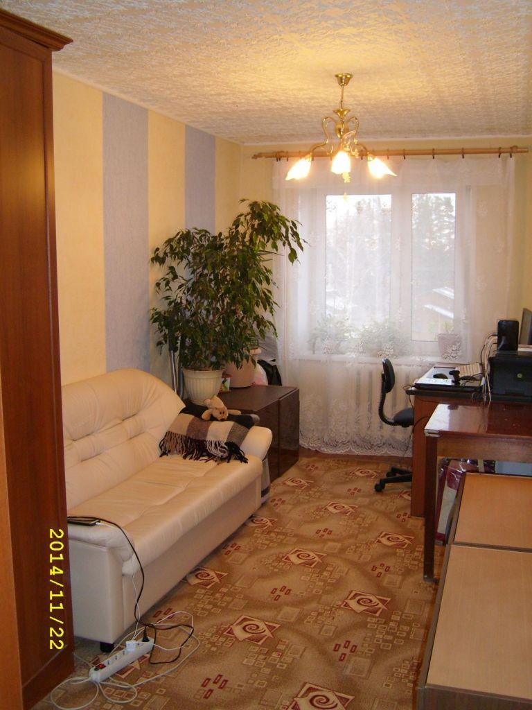 Продажа трёхкомнатной квартиры деревня Поповка, цена 3000000 рублей, 2021 год объявление №478373 на megabaz.ru