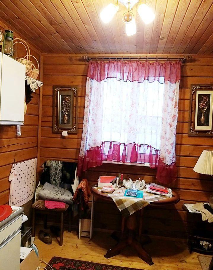 Продажа дома рабочий посёлок Малино, улица Горького, цена 2000000 рублей, 2021 год объявление №548357 на megabaz.ru