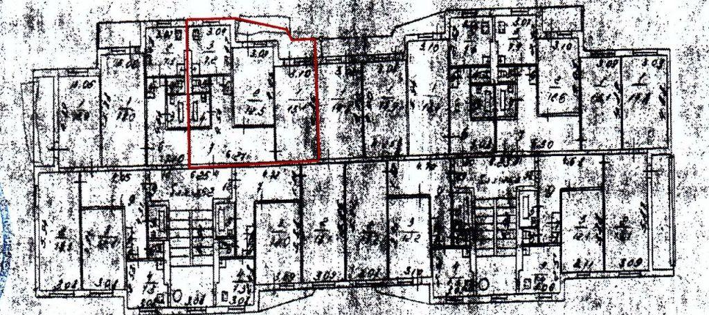 Продажа двухкомнатной квартиры деревня Марьино, цена 1400000 рублей, 2020 год объявление №476526 на megabaz.ru