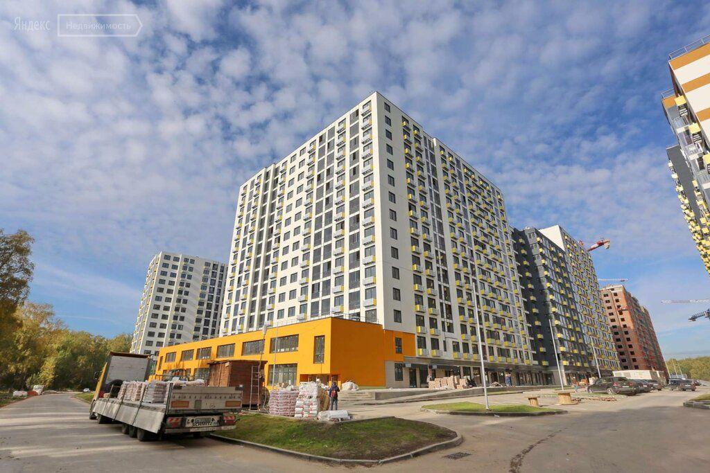 Продажа двухкомнатной квартиры Москва, цена 7320000 рублей, 2020 год объявление №475618 на megabaz.ru