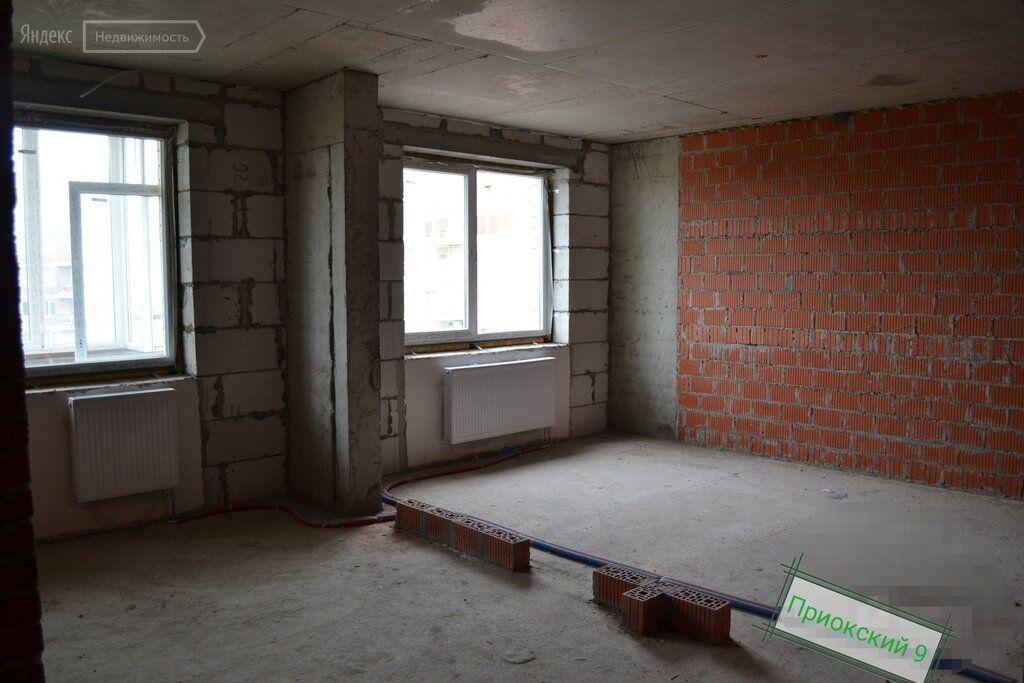 Продажа однокомнатной квартиры Ступино, Приокский переулок 9, цена 3500000 рублей, 2020 год объявление №502080 на megabaz.ru