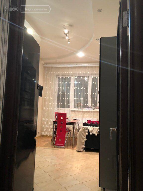 Продажа однокомнатной квартиры Люберцы, метро Жулебино, улица 3-е Почтовое Отделение 69, цена 7600 рублей, 2020 год объявление №475617 на megabaz.ru
