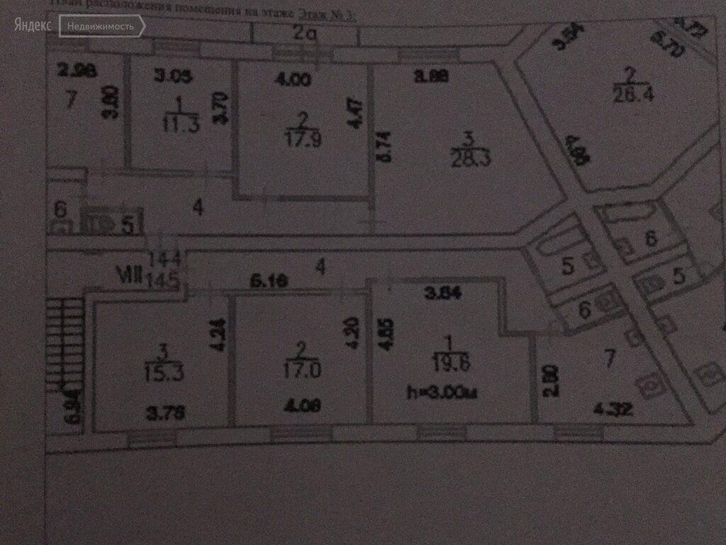 Продажа комнаты Москва, метро Автозаводская, улица Трофимова 2/1, цена 5100000 рублей, 2021 год объявление №476892 на megabaz.ru
