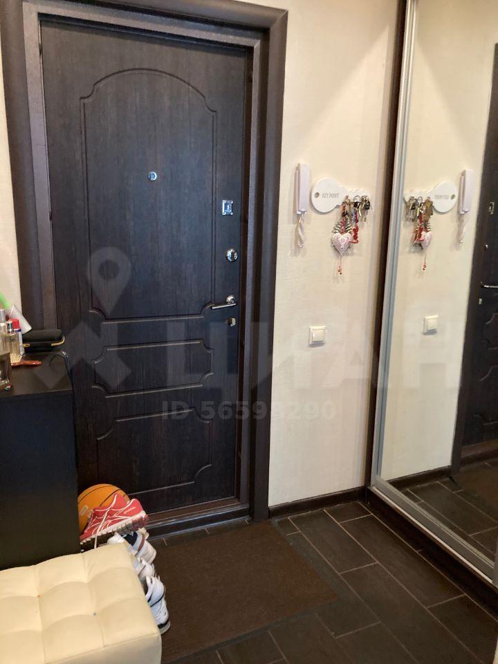 Продажа однокомнатной квартиры поселок Барвиха, метро Молодежная, цена 8000000 рублей, 2021 год объявление №473699 на megabaz.ru