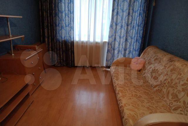 Аренда однокомнатной квартиры поселок Краснознаменский, цена 17000 рублей, 2021 год объявление №1299959 на megabaz.ru