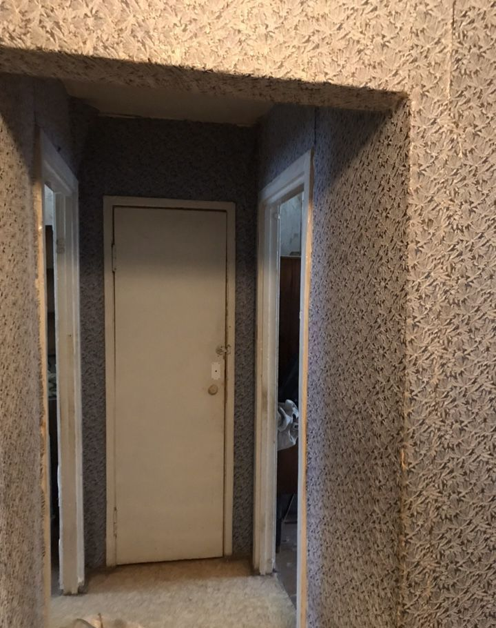 Продажа двухкомнатной квартиры рабочий посёлок Решетниково, Парковая улица 4, цена 1700000 рублей, 2020 год объявление №476021 на megabaz.ru