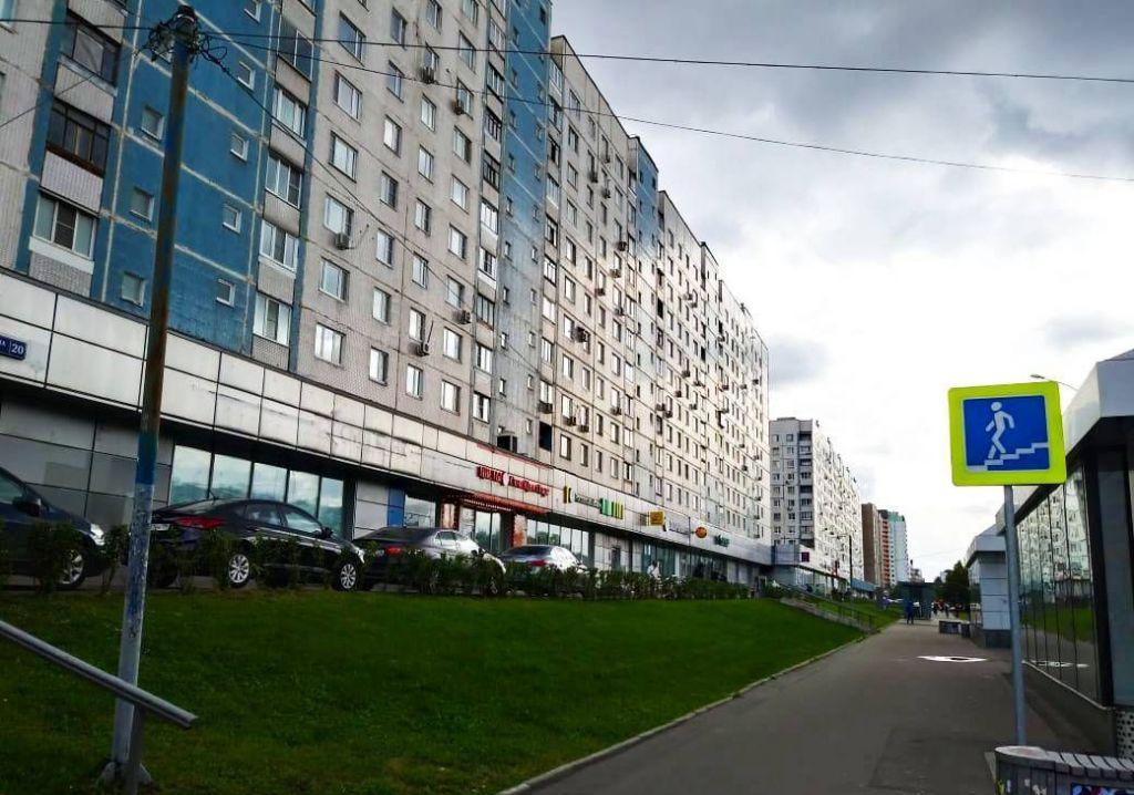 Продажа студии Москва, метро Отрадное, улица Декабристов 22с1, цена 2789999 рублей, 2020 год объявление №502489 на megabaz.ru
