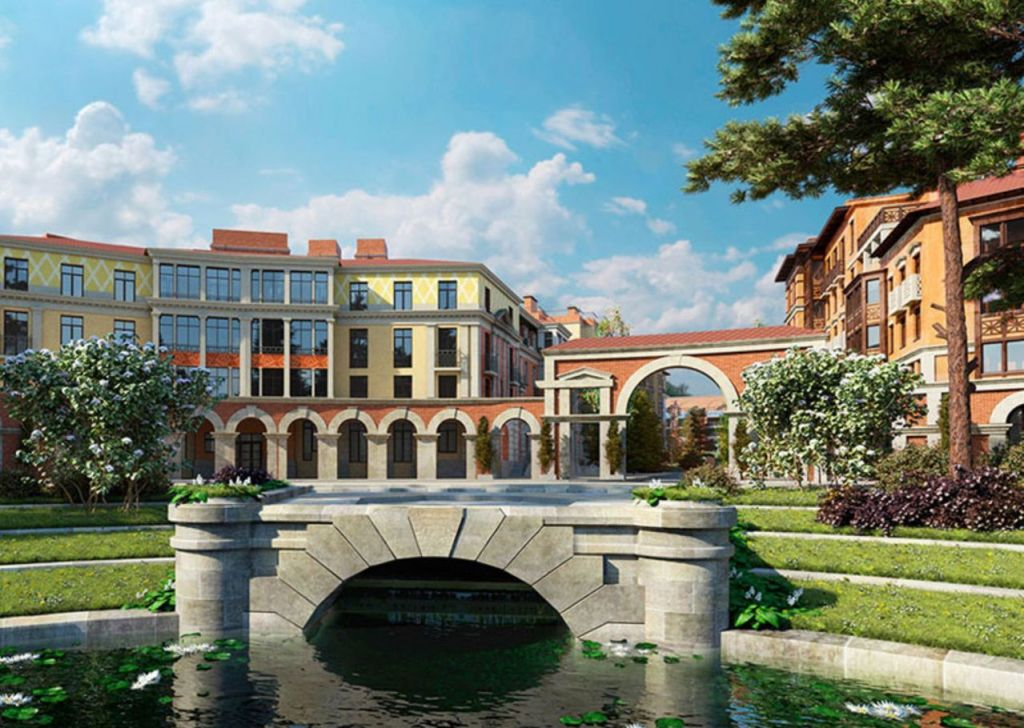 Продажа двухкомнатной квартиры село Николо-Урюпино, цена 3350000 рублей, 2021 год объявление №518797 на megabaz.ru