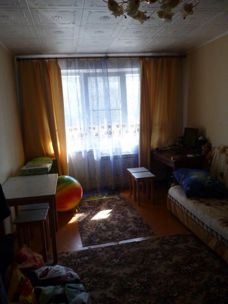 Продажа однокомнатной квартиры село Ильинское, Центральная улица 10, цена 1300000 рублей, 2020 год объявление №476313 на megabaz.ru