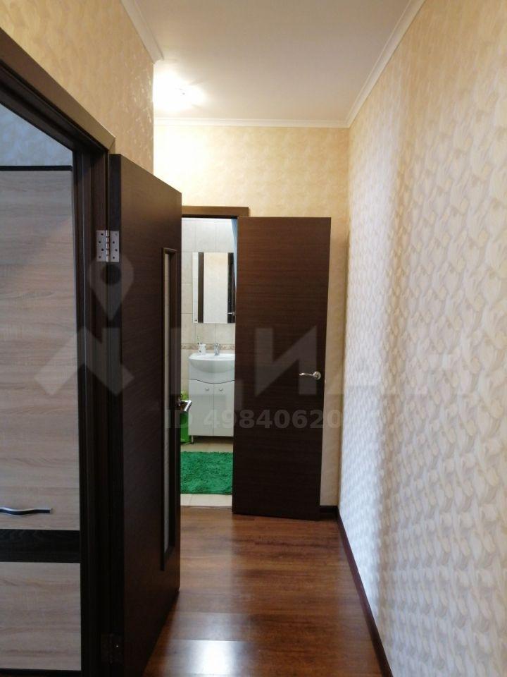 Продажа однокомнатной квартиры село Верзилово, Преображенский проспект 21, цена 1700000 рублей, 2020 год объявление №484254 на megabaz.ru
