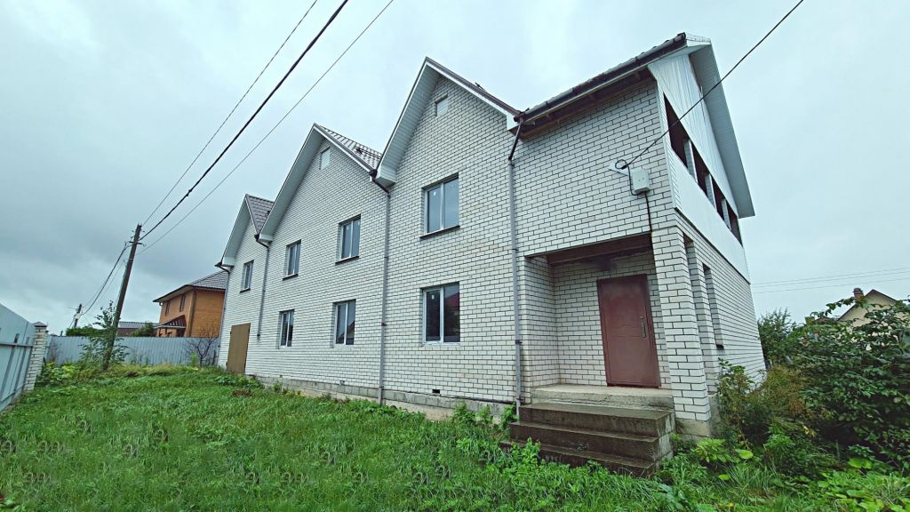 Продажа дома Волоколамск, Аграрная улица, цена 6900000 рублей, 2020 год объявление №502299 на megabaz.ru