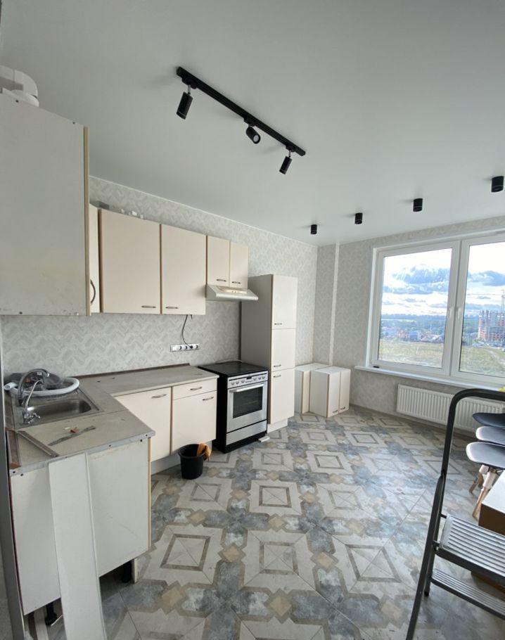 Аренда однокомнатной квартиры деревня Сапроново, цена 22000 рублей, 2020 год объявление №1226375 на megabaz.ru