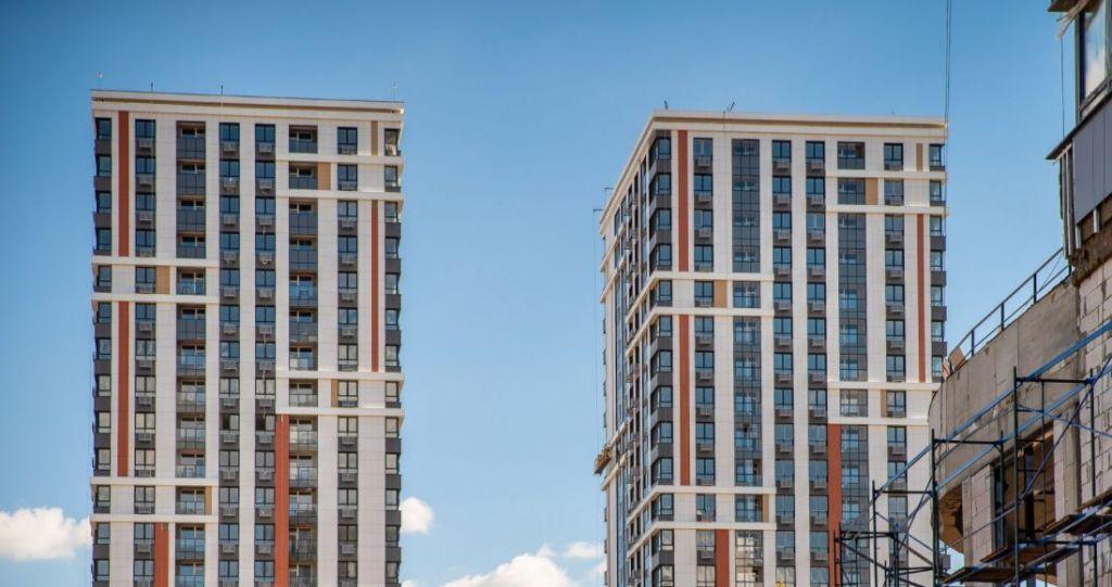 Продажа однокомнатной квартиры Москва, метро Варшавская, цена 10160000 рублей, 2021 год объявление №494448 на megabaz.ru