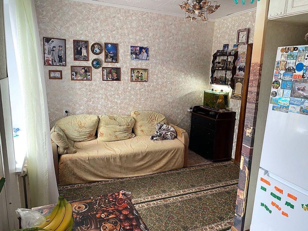 Продажа двухкомнатной квартиры Электрогорск, Советская улица 28, цена 2100000 рублей, 2020 год объявление №502338 на megabaz.ru