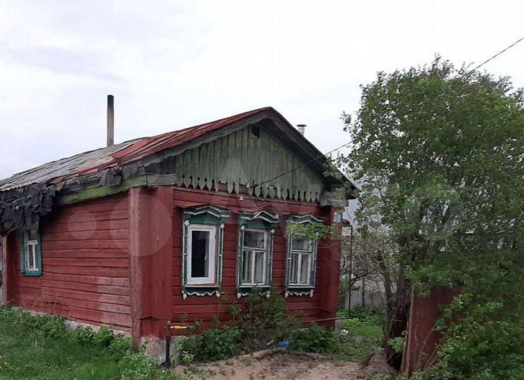 Продажа дома деревня Большое Буньково, Рабочая улица 28, цена 2350000 рублей, 2021 год объявление №610488 на megabaz.ru