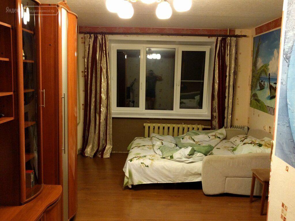 Аренда однокомнатной квартиры поселок Зеленый, метро Новокосино, цена 16000 рублей, 2021 год объявление №1261936 на megabaz.ru