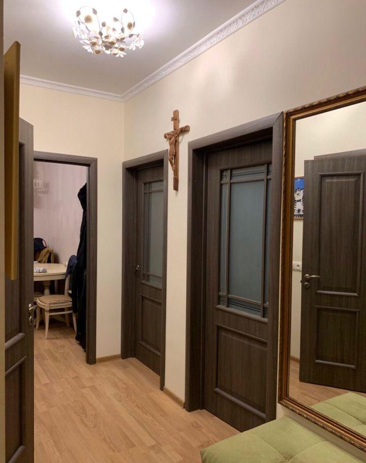 Продажа двухкомнатной квартиры деревня Чёрная, Ясная улица 2, цена 6000000 рублей, 2021 год объявление №397891 на megabaz.ru